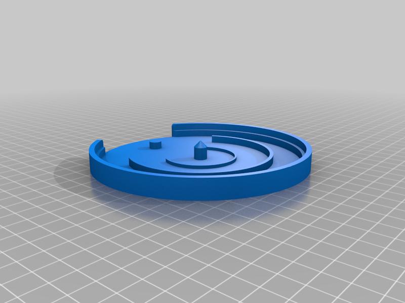 base.png Télécharger fichier STL gratuit Horloge d'apprentissage à engrenages • Modèle à imprimer en 3D, ecoiras