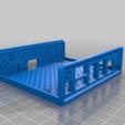 NanoBoxABSforB01_Bottom.png Download free STL file NanoBoxABS for B01 • 3D printer model, ecoiras