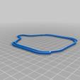 surgicalMaskFrame_v2.png Download free STL file Surgical Mask Frame v2 • 3D printing object, ecoiras