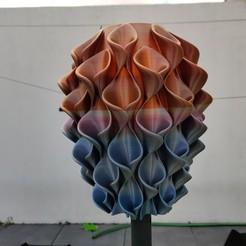 Download STL file Vase Mode Lilypot, pardinha