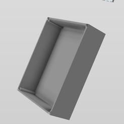 STL Closure box with magnets - Magnet closing box, AlDei