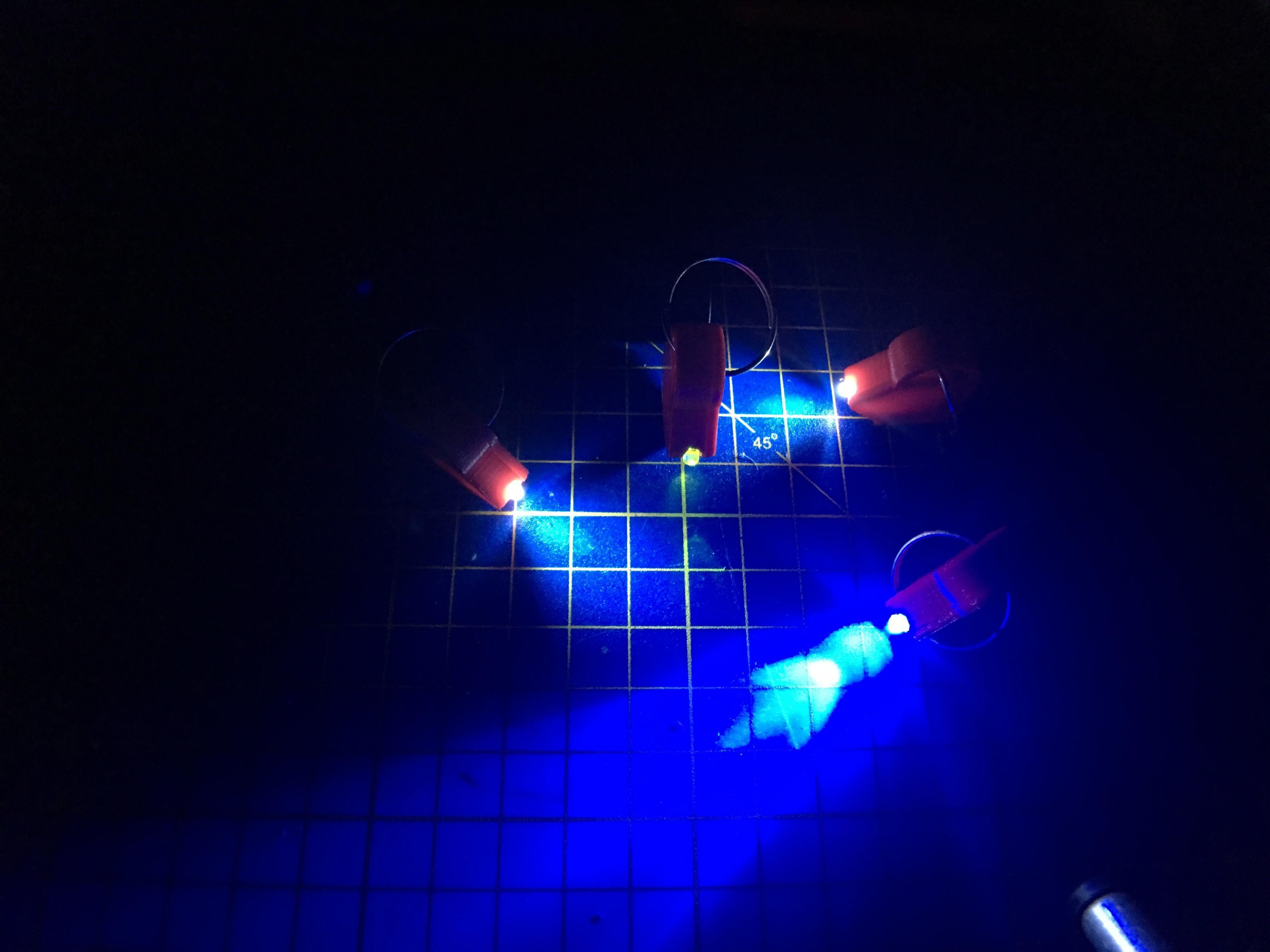 IMG_9804.JPG Download STL file Keychain Mouse led light / Keychain Led mouse (stack 2032) • Design to 3D print, AlDei