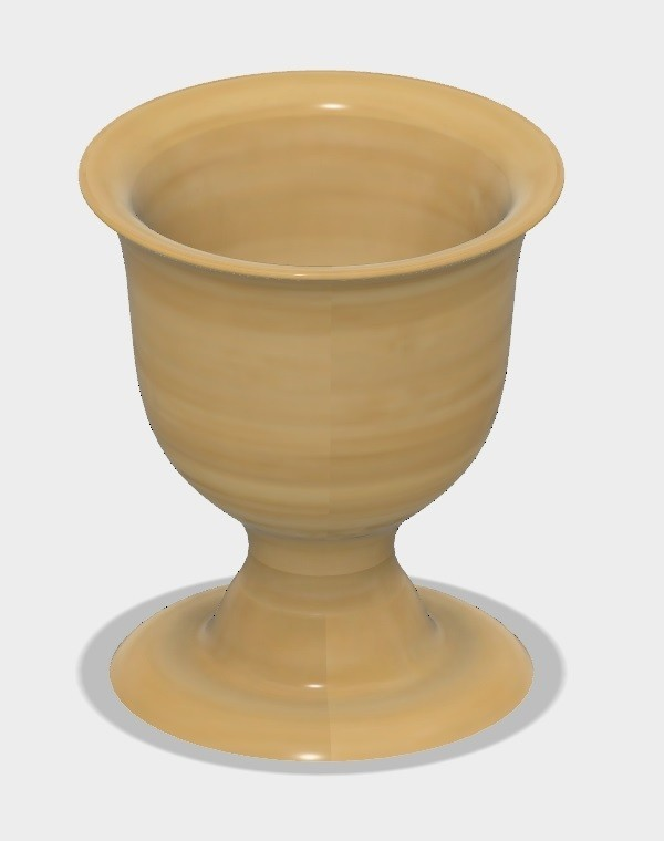 Cup1.jpg Download free STL file Just a Cup for children • 3D printer template, AlDei