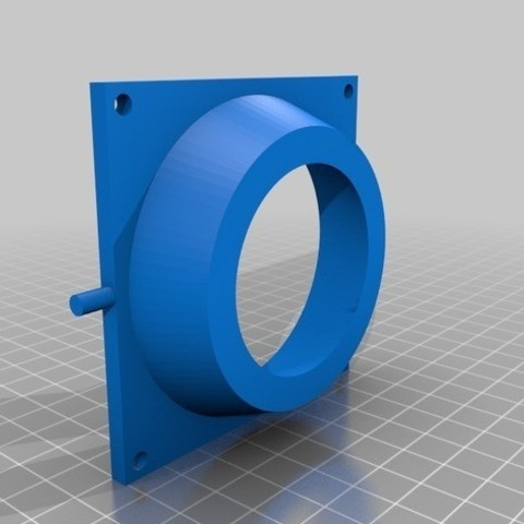 3.jpg Download STL file Fan office USB with computer fan • 3D printable model, AlDei