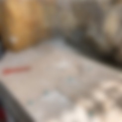 Download free 3D model tiled crossbars, tart0uille