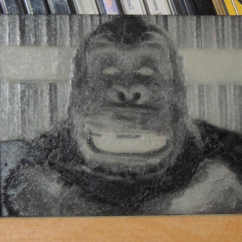 Free 3D model King Kong, JayOmega