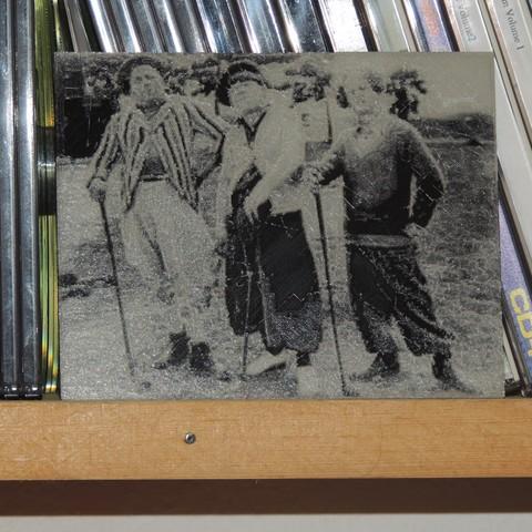Fichier 3D gratuit Trois Stooges - Golf, JayOmega