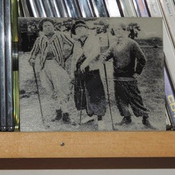 Free stl Three Stooges - Golf, JayOmega