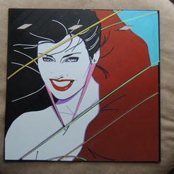 Download free 3D print files Rio - Patrick Nagel, JayOmega