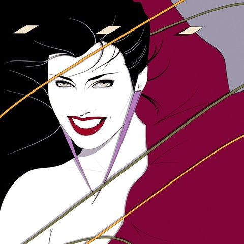 nagel.jpg Download free STL file Rio - Patrick Nagel • Model to 3D print, JayOmega