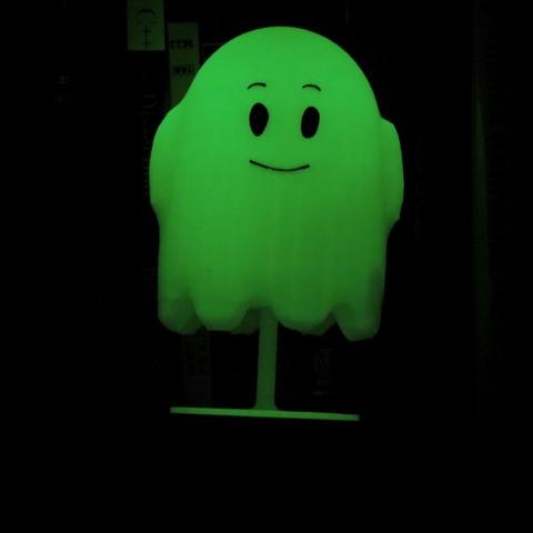 DSCN2624.JPG Télécharger fichier STL gratuit Fantôme dans une jarre - Rick et Morty • Objet imprimable en 3D, JayOmega