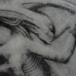 Objet 3D gratuit Necronom IV - H R Giger, JayOmega