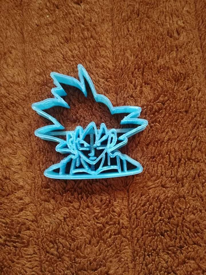 30020480_10215604776970553_538932248_n.jpg Download STL file goku cookie cutter • Object to 3D print, patricioparis
