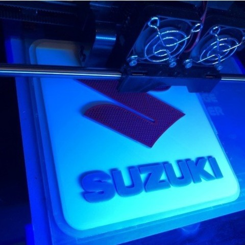 aaf56c5aa96c9e170518d43364707f36_preview_featured.jpg Download free STL file Suzuki Logo Sign • 3D printing object, MeesterEduard