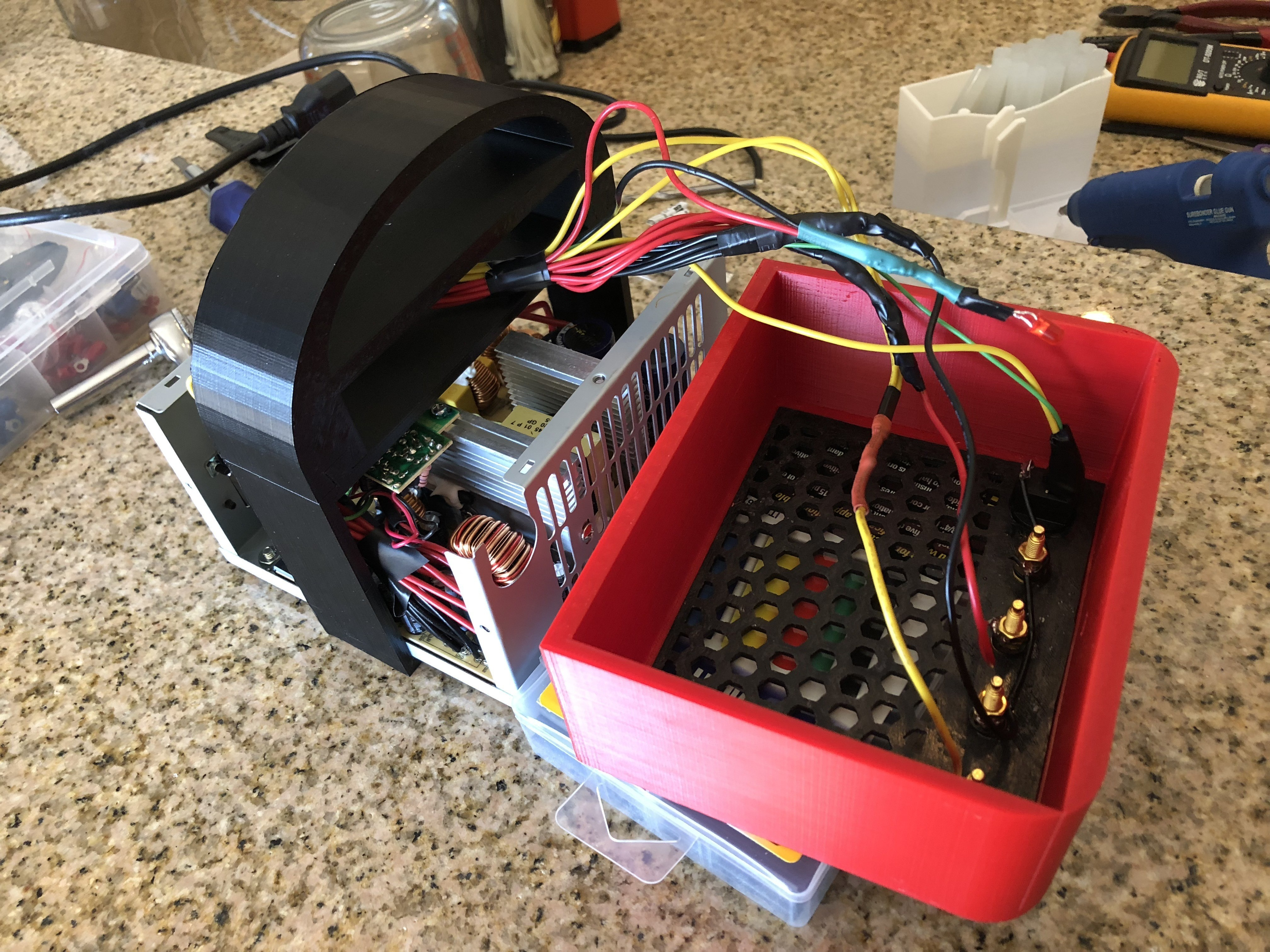 IMG_1781.jpg Download free STL file Another ATX Bench Power Supply w Cord Storage • 3D printer object, MeesterEduard