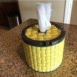 Free 3D print files TP Tissue Dispenser, MeesterEduard