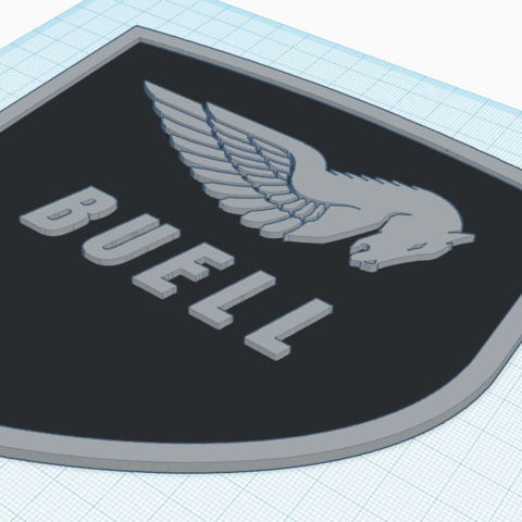 Screen Shot 2018-05-01 at 8.22.01 AM.png Download free STL file Buell American Motorcycles Pegasus Logo Sign • 3D printing model, MeesterEduard
