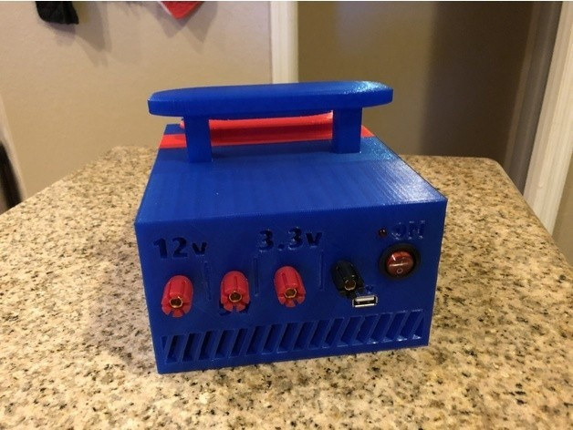 7a736b6cce473560a909e9bccaa69a56_preview_featured.jpg Download free STL file ATX Bench Power Supply w Cord Storage • 3D printable model, MeesterEduard