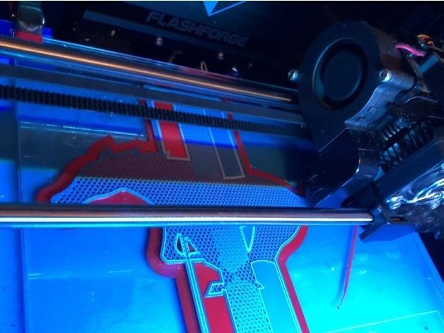 049ca37fb1bf7f192ff3382037bfce2f_preview_featured.jpg Télécharger fichier STL gratuit Ford Mustang Logo Signalétique • Objet pour imprimante 3D, MeesterEduard