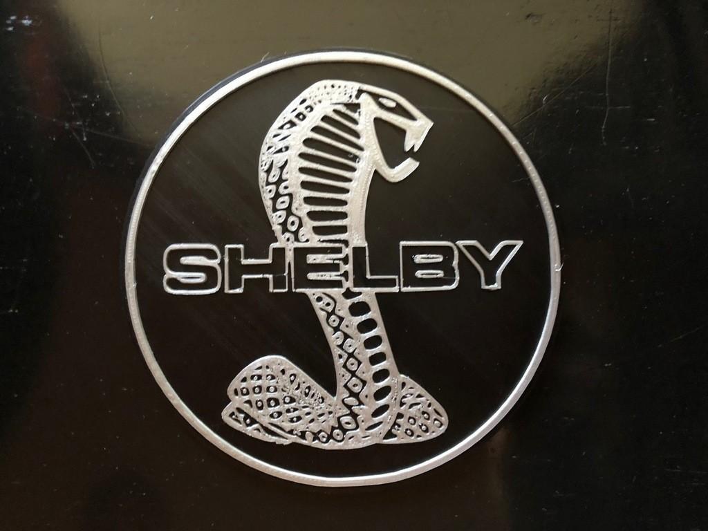 3ecf53b09f0ef8213231527f5c04aa06_display_large.jpg Download free STL file Shelby Cobra Logo Sign • 3D print model, MeesterEduard