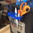 Capture d'écran 2018-02-27 à 11.21.59.png Télécharger fichier STL gratuit Outil Caddy pour Flash Forge Creator Pro Modèle FFCP 2016 • Objet imprimable en 3D, MeesterEduard