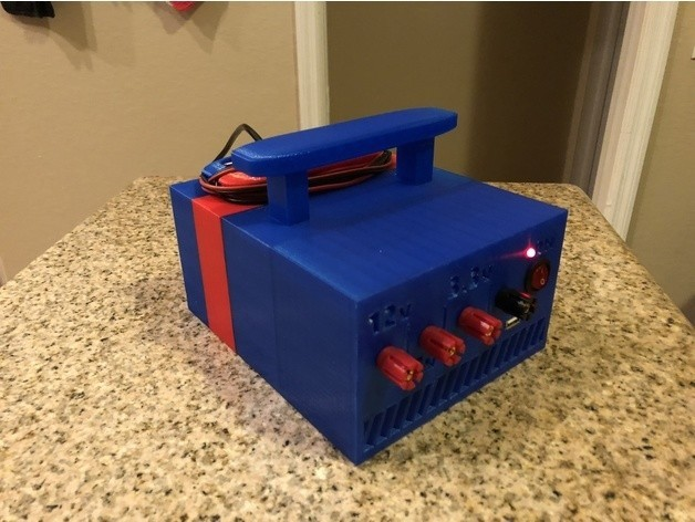 817c62d78559c57f4d7c972612f65362_preview_featured.jpg Download free STL file ATX Bench Power Supply w Cord Storage • 3D printable model, MeesterEduard