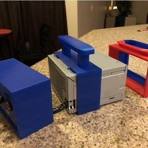 10086d5d3eb7bc45585c67cb07352cbf_preview_featured.jpg Download free STL file ATX Bench Power Supply w Cord Storage • 3D printable model, MeesterEduard