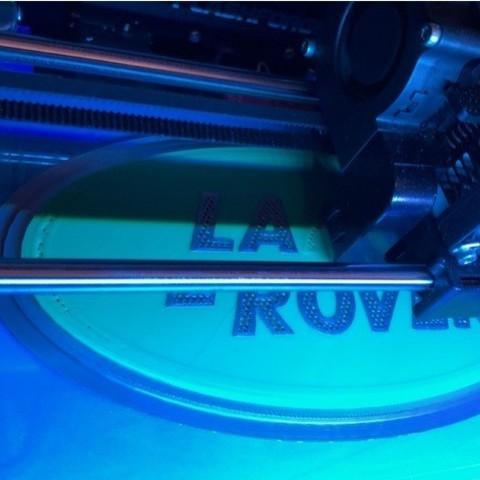 28376604c902f77e86bf4d6186ff057d_preview_featured.jpg Télécharger fichier STL gratuit Land Rover Logo Signalétique • Modèle pour impression 3D, MeesterEduard