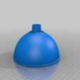 Télécharger fichier impression 3D gratuit Entonnoir et poussoir pour la presse Piteba Oil, MeesterEduard