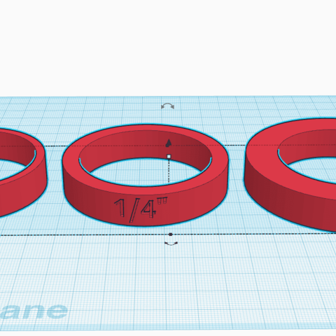 Screen Shot 2018-03-05 at 8.55.18 AM.png Download free STL file Rolling Pin Spacer Set • Model to 3D print, MeesterEduard