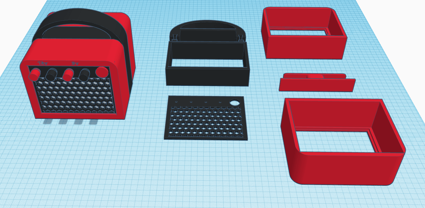 Screen Shot 2018-03-24 at 5.04.27 PM.png Download free STL file Another ATX Bench Power Supply w Cord Storage • 3D printer object, MeesterEduard