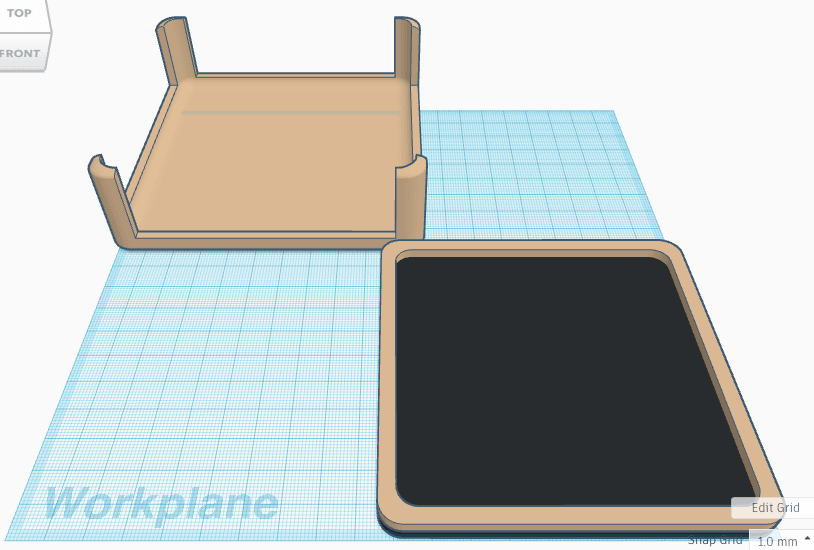 Screen Shot 2018-05-04 at 11.19.34 AM.png Download free STL file Customizable Coasters with Holder • 3D printable design, MeesterEduard