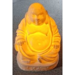 Download free 3D printer model Remix of Buddha Night Light, lowboydrvr