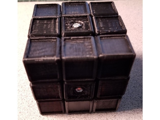 fdce9f77198050ae0297443370526ec5_preview_featured.jpg Download free STL file Rubik's Cube Remixed • 3D printable design, lowboydrvr
