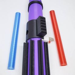 6b939e91bdb48dfffe6ee9e22aa87e4d_display_large.jpg Download free STL file NightLight Saber Remix • Model to 3D print, lowboydrvr