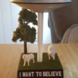 Capture d'écran 2018-03-20 à 17.27.59.png Download free STL file UFO - I Want To Believe • 3D printing object, lowboydrvr