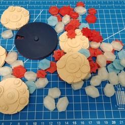 Download free 3D printing files KeyForge set, Knowicz