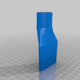 Télécharger fichier STL gratuit Adaptateur à vide Ryobi • Plan à imprimer en 3D, 3DPrintDad