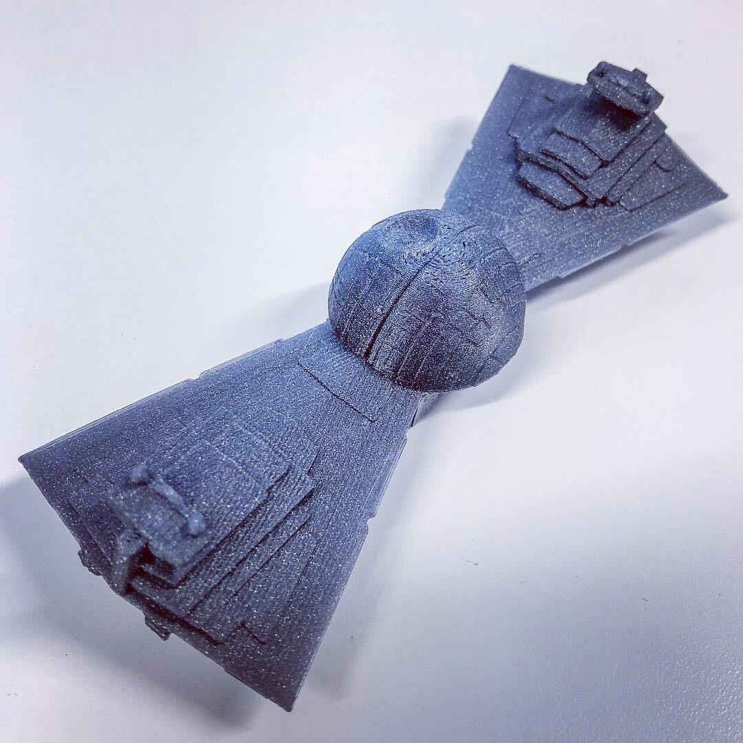 IMG_3054.jpg Télécharger fichier STL gratuit Cravate de proue du destroyer de l'Étoile de la mort • Modèle pour imprimante 3D, 3DPrintDad