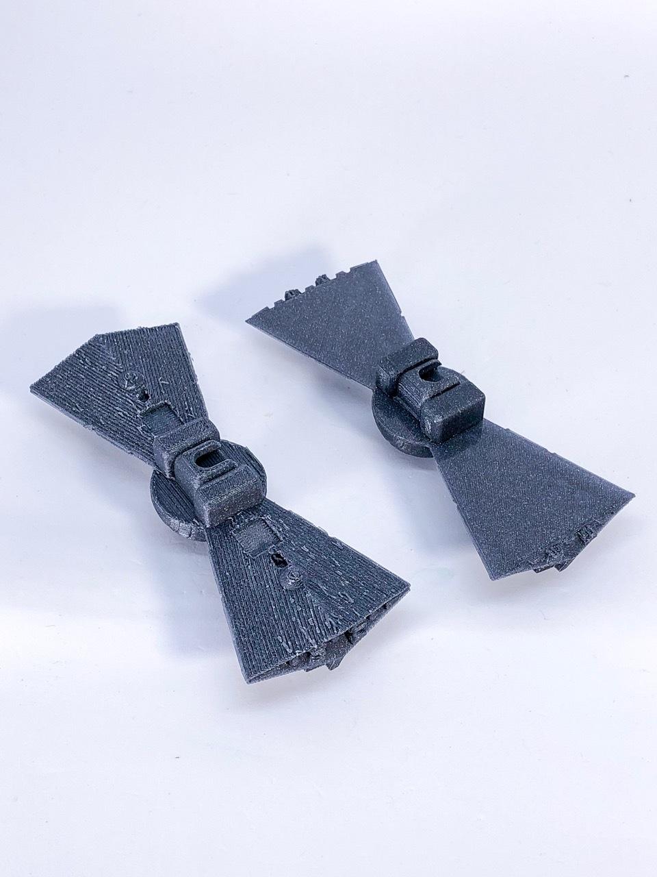 IMG_3069.jpg Télécharger fichier STL gratuit Cravate de proue du destroyer de l'Étoile de la mort • Modèle pour imprimante 3D, 3DPrintDad