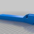 Télécharger fichier SCAD gratuit Porte-bobine géant Anet A8 • Objet pour imprimante 3D, doegox