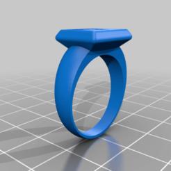 rfid_signet_ring_20.png Download free SCAD file RFID Hacking Signet Ring • 3D print model, doegox