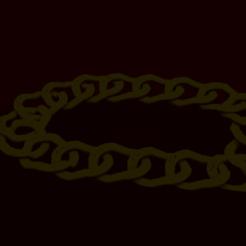 Télécharger fichier STL gratuit pulsera de cadena(#ANYCUBIC3D) • Plan imprimable en 3D, lidiapg075