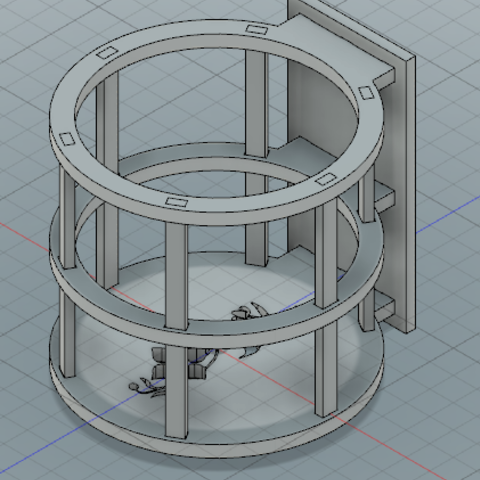 Снимок экрана 2018-01-11 в 0.06.55.png Download free STL file Shelfs • 3D printable template, DarkDenis
