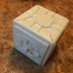 Download 3D printing models Mechanical safe with coded lock, DarkDenis
