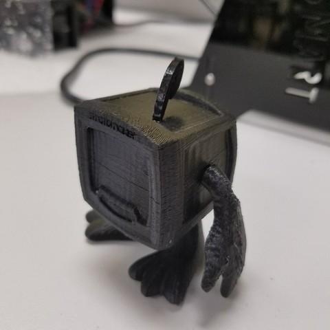 printed.jpg Download free STL file Stratobot • 3D printing model, lordgert