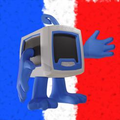 Free Stratobot 3D printer file, lordgert