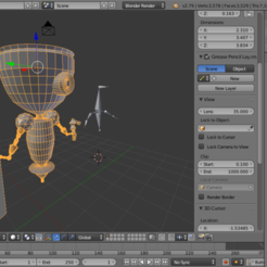 Download 3D printing files Worker robbot, Puf