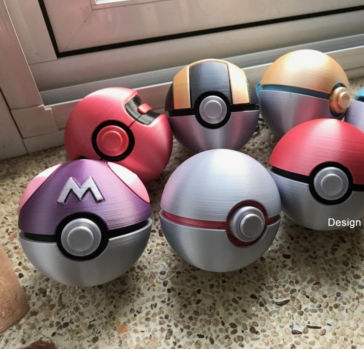 Capture d'écran 2018-01-17 à 14.19.51.png Download free STL file Pokemon Tretta - Mini collection box • 3D printer object, cycstudio