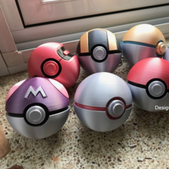 Free 3D printer files Pokemon Tretta - Mini collection box, cycstudio